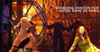 Notre Dame de Paris, Musical, French. Hunchback of Notre Dame, Quasimodo, Esmerelda, Seoul, South Korea