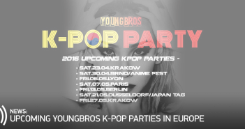 YoungBros. K-Pop. K-Pop Party, DJ GeunYoung