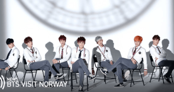Big Hit Entertainment, Norway, Bangtan Boys, BTS