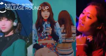 Release Round Up. K-Pop, K.A.R.D, EDEN, MELODYDAY, Scarlet Mono-Pin,