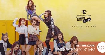 TWICE, KNOCK KNOCK, MV, JYP Entertainment, 2017, Get the Look, Fashion, Style