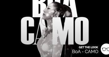BoA, SM Entertainment, CAMO, MV, Get the Look