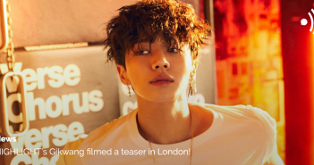 Gikwang, ONE, London, Solo, Mini Album