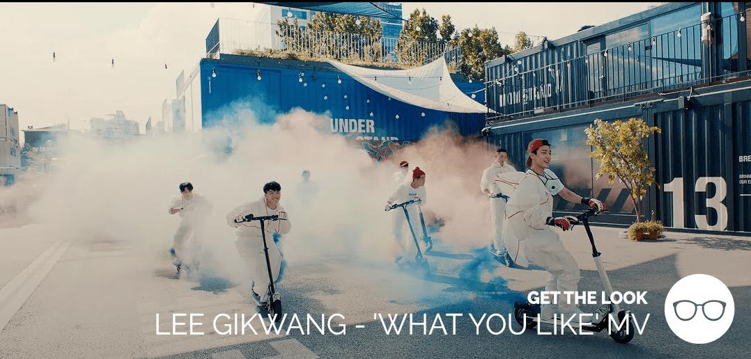 Get the Look, Fashion, Lee Kikwang, HIGHLIGHT, MV