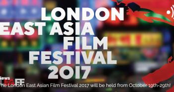London East Asian Film Festival, LEAFF, 2017
