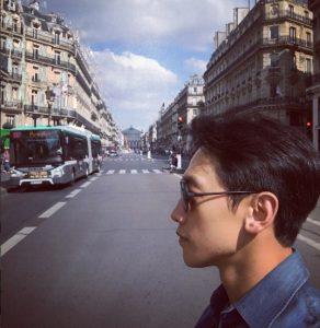 Rain, Instagram, Kim Tae Hee, Italy, Rome
