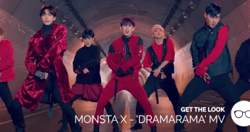 MONSTA X, Get the Look, Style, MV, DRAMARAMA, Outfit, Style Steal