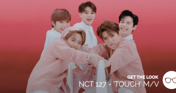 GTL, Get the Look, NCT127, Touch, MV, Style Steal