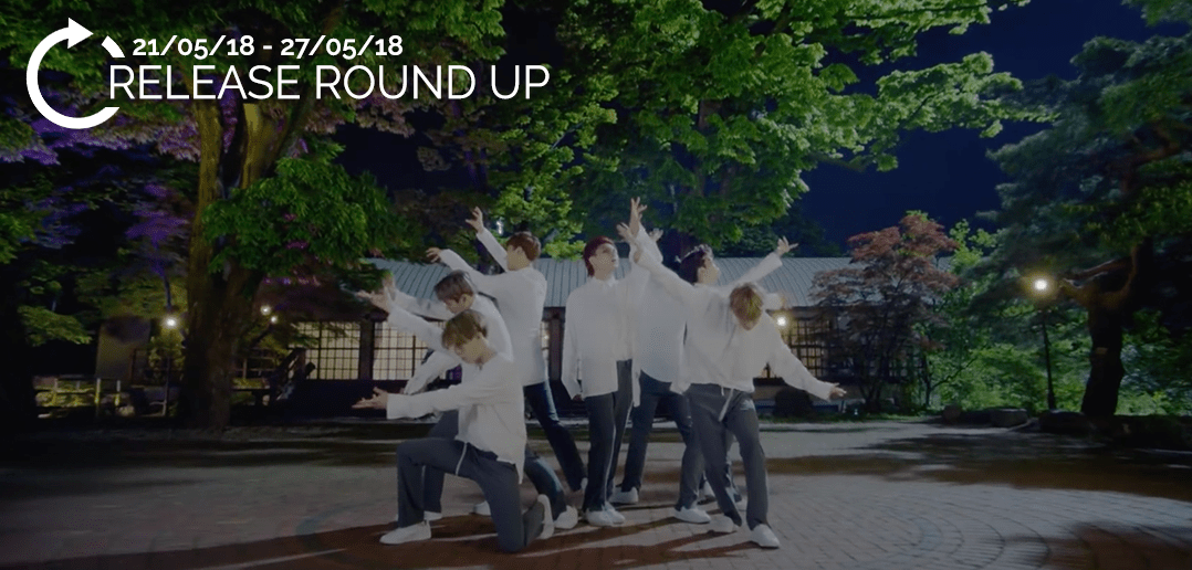 Release Round Up, May, 2018, Victon, Sohyang