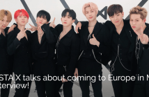 Monsta X, Europe, Metro, UK, interview