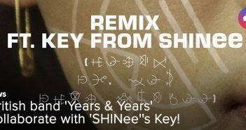 Years & Years, Key, SHINee, British, Sm Entertainment, SMTOWN