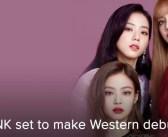 [News] Blackpink set to make Western debut in 2019