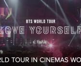 [News] BTS World Tour in cinemas worldwide