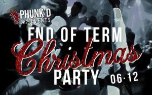 P'Hunkd, K-Pop, Party, Christmas, Event