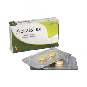 Buy Apcalis 20mg Tablets - Tadalafil - Cialis