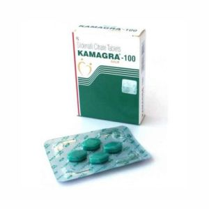 Buy Kamagra 100mg Gold Tablets - Sildenafil Citrate