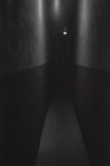 ROY DECARAVA, Hallway, New York, 1953