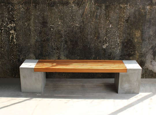 Madison avenue bench