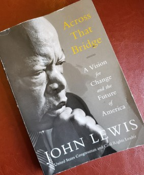 Across That Bridge, A Vision for Change and the Future of America by Congressman John Lewis is a must read for business owners.