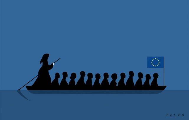 inmigrantes mediaterraneos