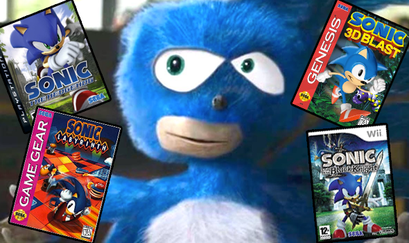 Ranking The Worst Sonic The Hedgehog Video Games United Squid
