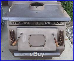 Blaze King King Wood Stove Steel Free Standing United