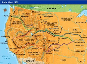 Westward Expansion Trails