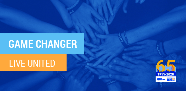 United Way Game Changers Header