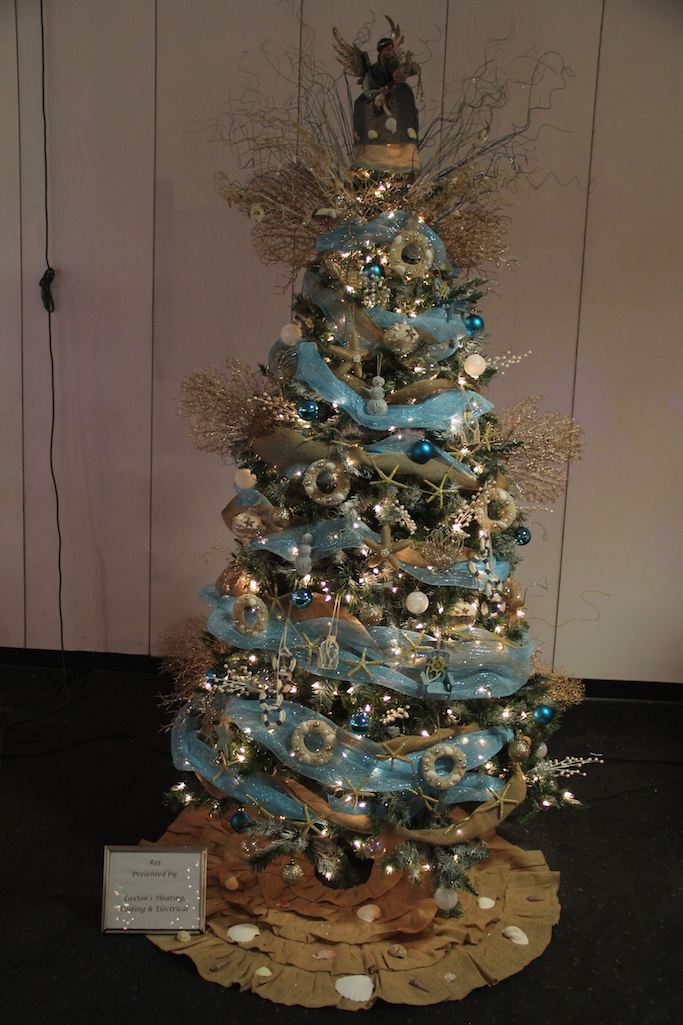 General Electric Christmas Trees