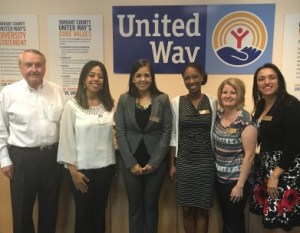 TCU Leadership Fellows Visit-2016 June 20-392x304