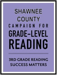Shawnee County Campaign for Grade-Level Reading logo