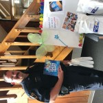 Junior Leader Reader volunteer from Topeka Police Department