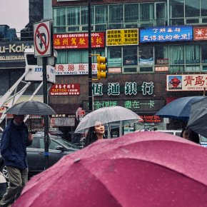 Hustling in Flushing: A Chinese Immigrant Couple Struggles to Decode Life in Queens