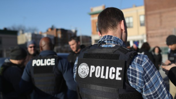 ICE Arrests Undocumented Immigrants In NYC