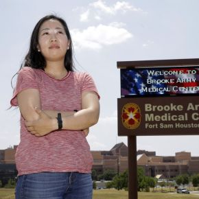 She served in the Army for more than 4 years. Now she could be deported