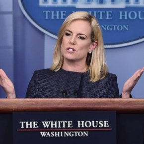 DHS chief: Majority of migrants traveling to US are 'victims of violence'