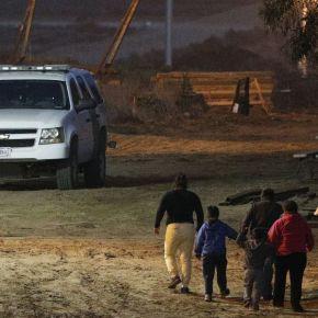 Trump's harsh immigration tactics aren't working. Migrant crossings are soaring