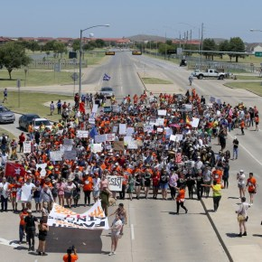 Oklahoma Army base will not be used to detain migrant children
