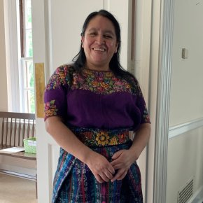 NATIONAL Undocumented Woman Finds Healing And Support In Sanctuary