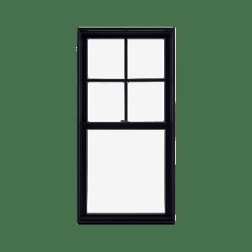 Wood Kitchen Window