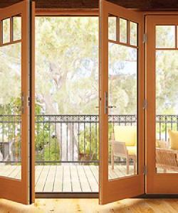 Milgard patio doors