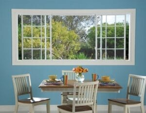 types of vinyl windows