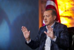Turkish President Erdogan. (Photo: Shutterstock)