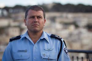 Moshe Edry police