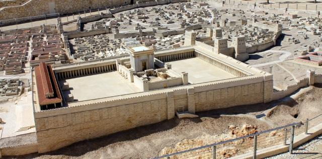 Jewish Temple Jerusalem