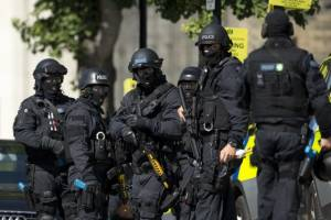British security forces