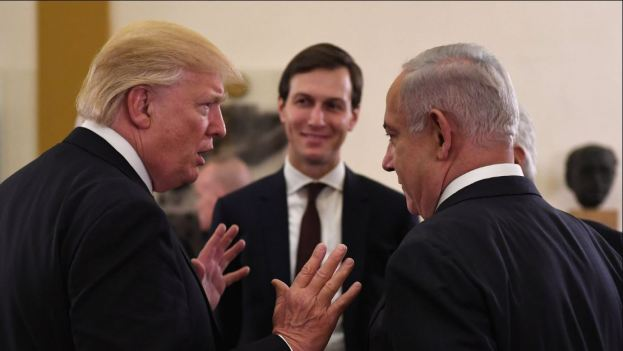 Kushner Team Heads to Middle East as Arab Leaders Emphasize 'No Peace' Without Palestinian State | United with Israel