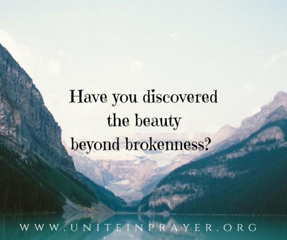 beauty beyond brokenness