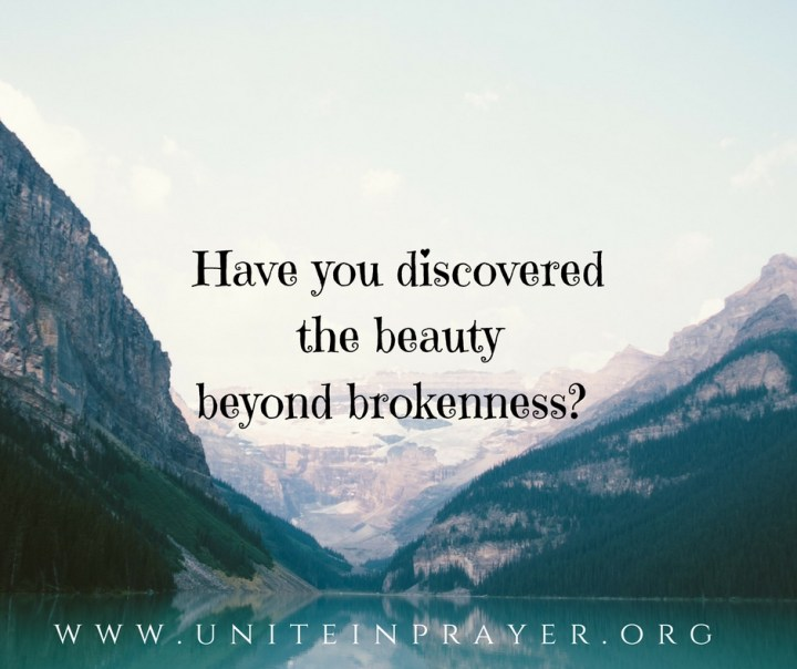 beauty beyond brokenness