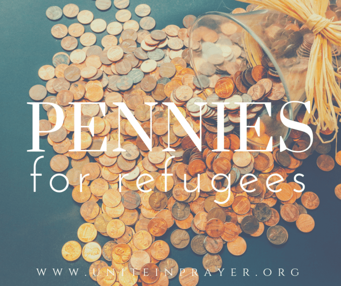 Pennies for Refugees